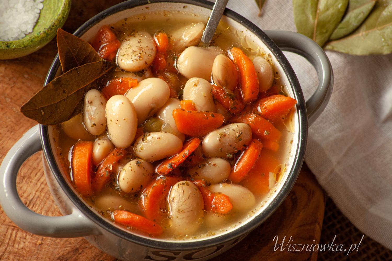 zupa z fasoli jaś