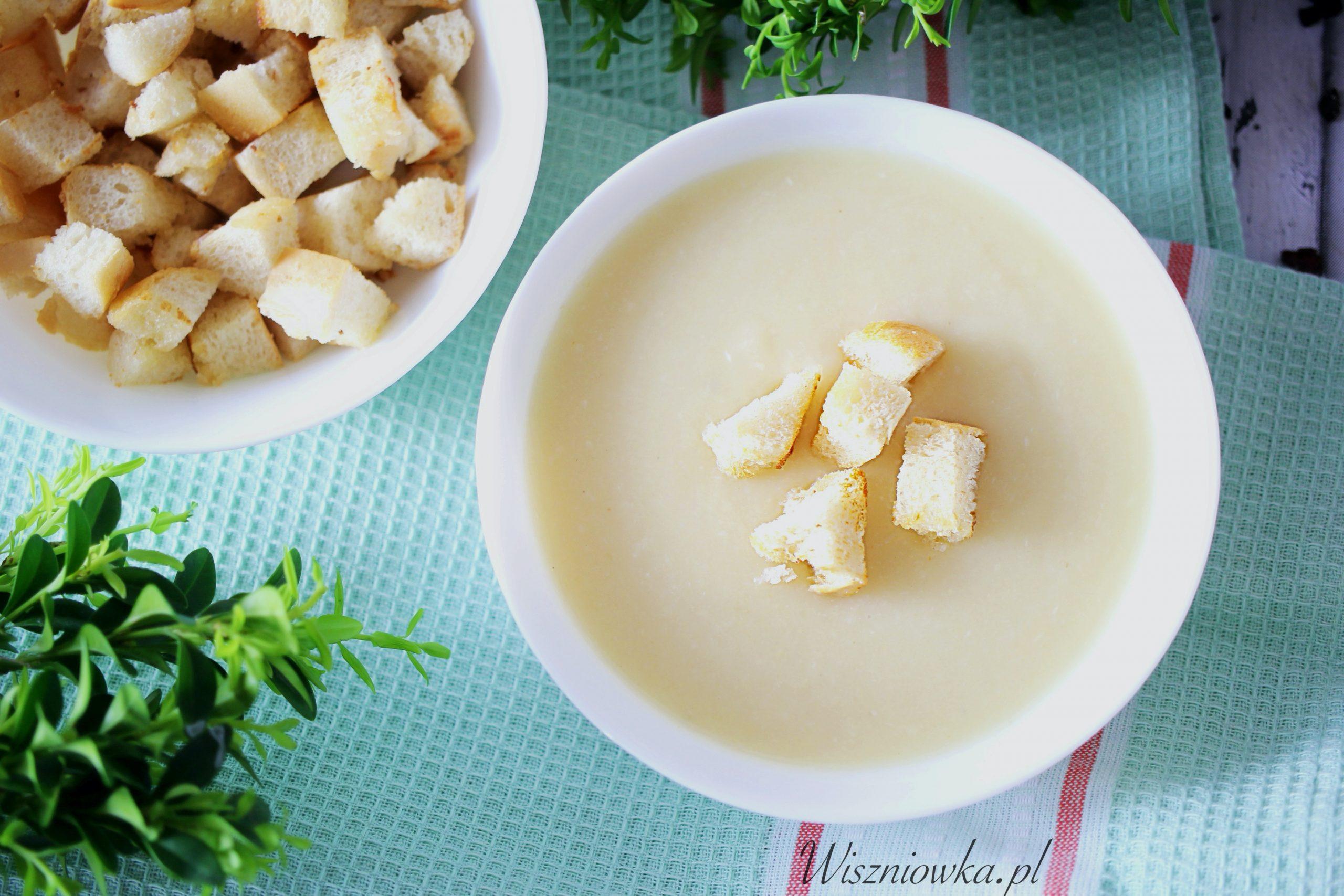 zupa chrzanowa krem